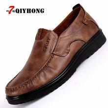 2018 nouveau confortable hommes chaussures décontractées offre spéciale mocassins hommes chaussures qualité en cuir chaussures plates pour homme mocassins chaussures grande taille 38-48