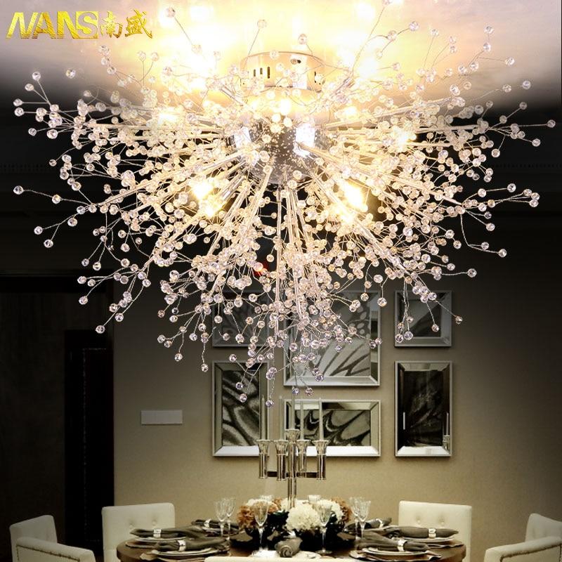 Lámpara de techo moderna NANS con bombilla LED, lámpara de techo, accesorios...
