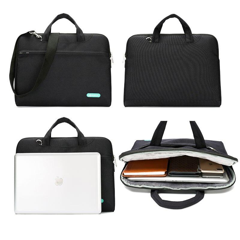 Maletín de portátil para mujer, bolsa de manga para 11,6 pulgadas, Jumper EZbook Air Ultrabook, maletín de mano para hombre, bolsa de aire Jumper EZbook