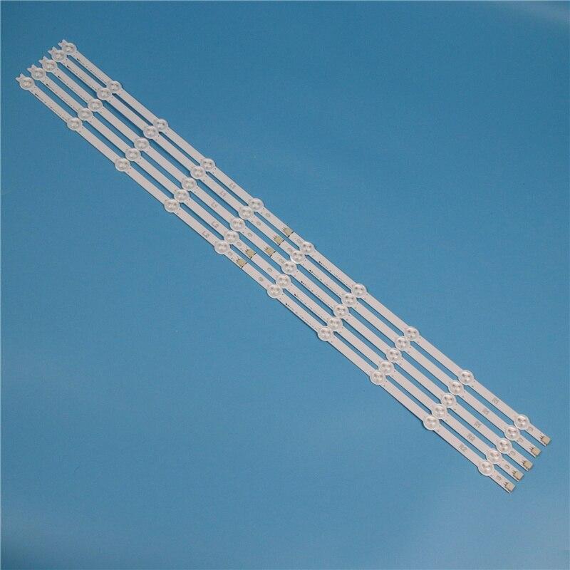 10 Lamps 820mm LED Backlight Strip Kit For LG42LN5400 42LN540 42LN5403 42 inchs TV Array LED Strips
