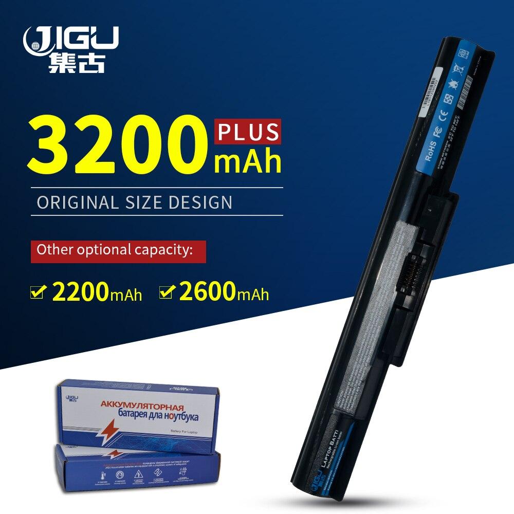 Аккумулятор JIGU для ноутбука Sony BPS35, батарея для VAIO, подходит для серии 14E, для серии VAIO, BPS35, для серии 15E, для серии 15E