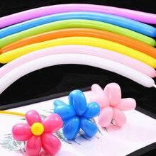 Ballon Latex perle rose 5 pièces 1.8g   Bande de ballons 21 couleurs, décorations gonflables pour mariage, boule à Air, fournitures en ballon pour fête danniversaire