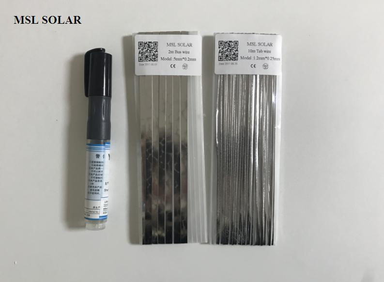 ALLMEJORES Cable de tabulación celular 1,2*0,25mm + 5*0,2mm + Cable de cinta de soldadura de Lápiz de soldadura para soldar paneles solares y piezas electrónicas.
