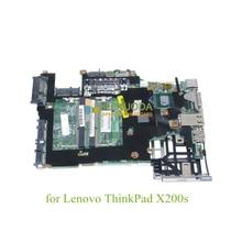 NOKOTION FRU 44C5341 اللوحة الرئيسية لينوفو ثينك باد X200S اللوحة الأم للكمبيوتر المحمول 1.86Ghz SL9400 CPU DDR3