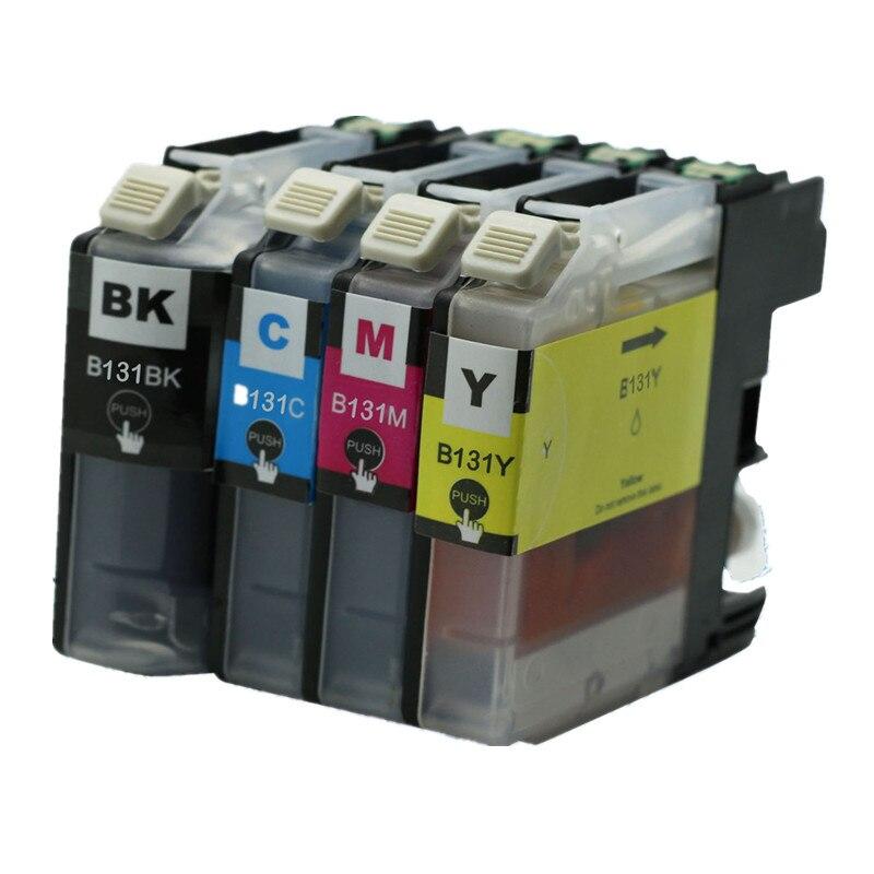 Reemplazo de LC131 LC-131 LC131XL LC-131XL cartuchos de tinta DCP J152W J172W J552DW J752DW DCPJ152W DCPJ172W