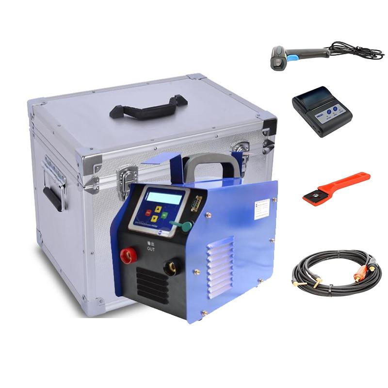 آلة لحام الأنابيب الكهربائية البولي ايثيلين