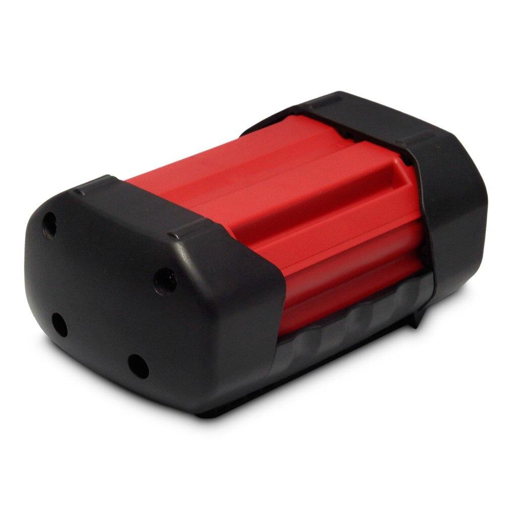 LED batería para Bosch 36 V 5.0Ah batería 38636-01, GBH 36 vf-li, GBH 36 v-li, BAT810, BAT836, BAT840, D-70771 18636-01 importación células