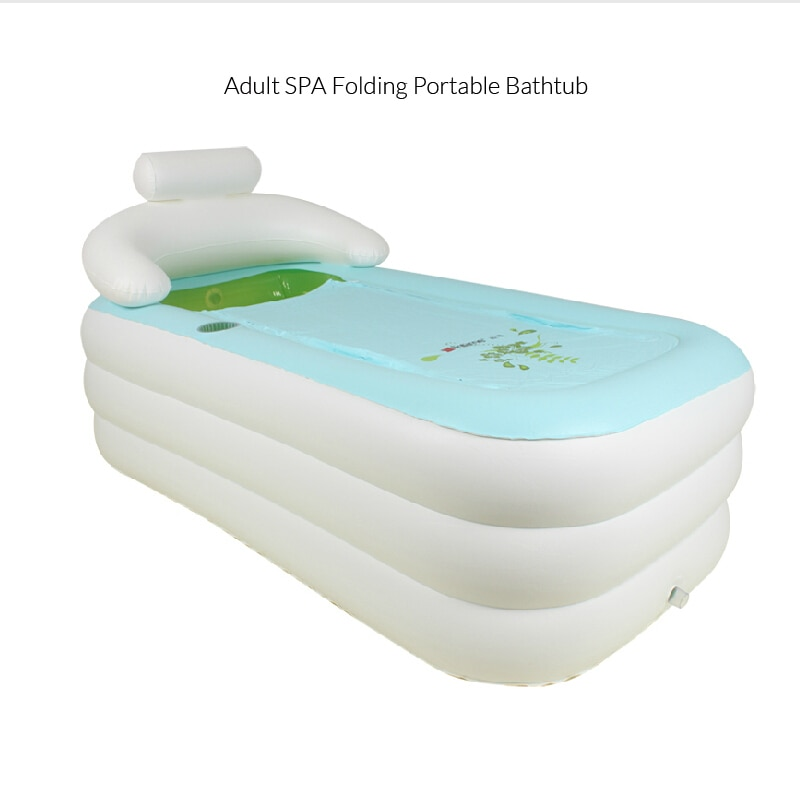 2015 new style wholesale and retail adult SPA folding portable bathtub creative household inflatable battubs
