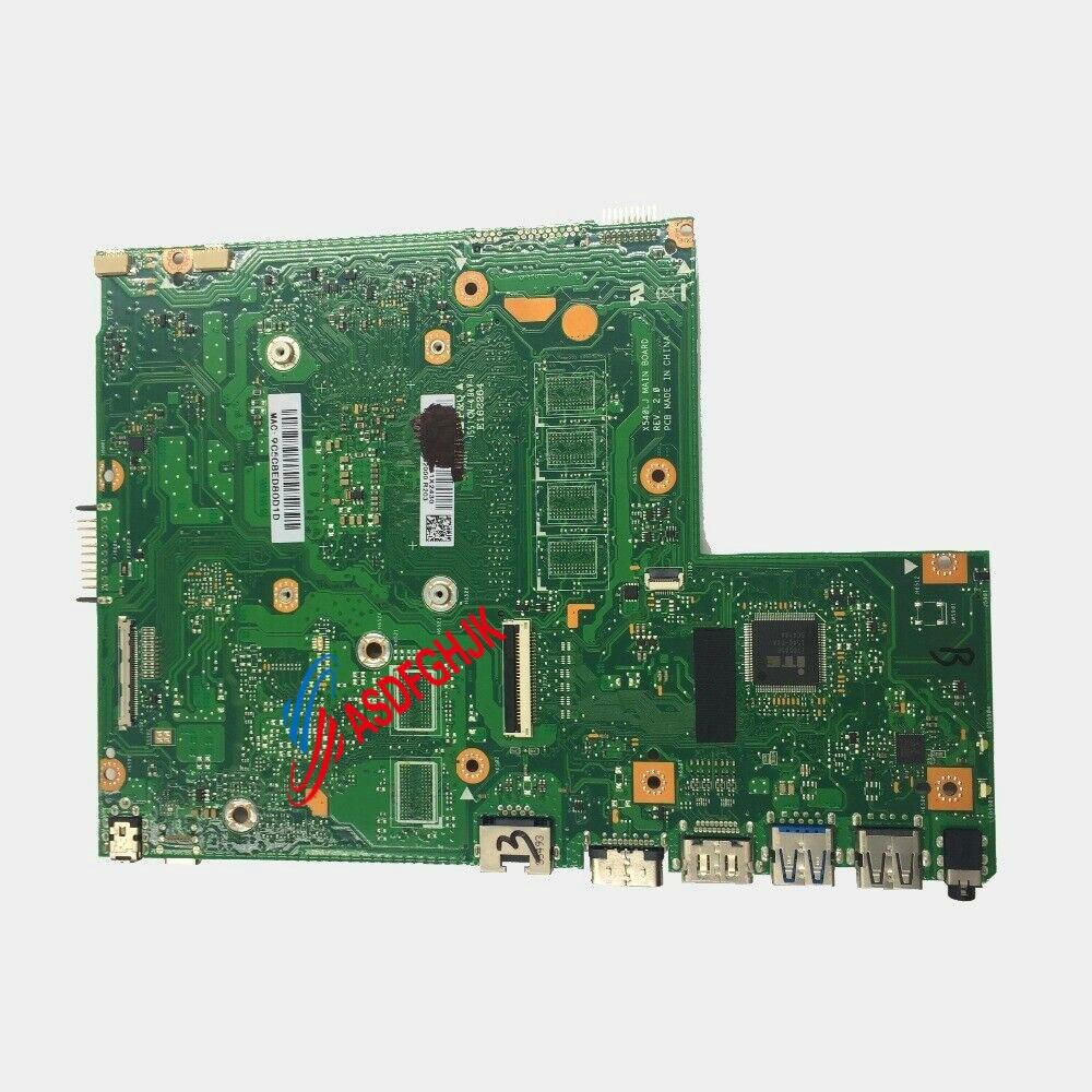 for ASUS X540 X540L X540LA X540LJ Motherboard With i3 4005U CPU Mainboard 100% TESED OK