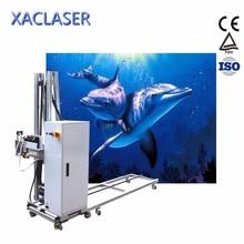 3d mur imprimante machine verticale mur Commercial 3D traceur mur imprimante Art Machine dimpression