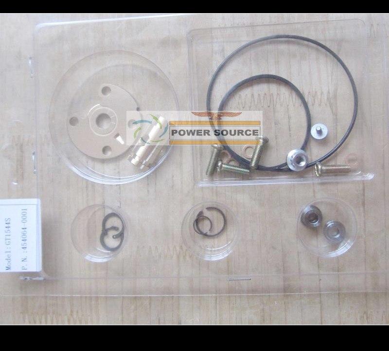 Kit de Reparação De Turbo reconstruir GT1544S 454064 454064-0002 454064-0001 T4 028145701L Para VW BUS Umwelt Transporter AAZ ABL 1.9L 1.9/4