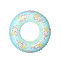 inflatable lovely unicorn adult child swimming ring beach summer party decoration pool float toys thicken high quality lifebuoy