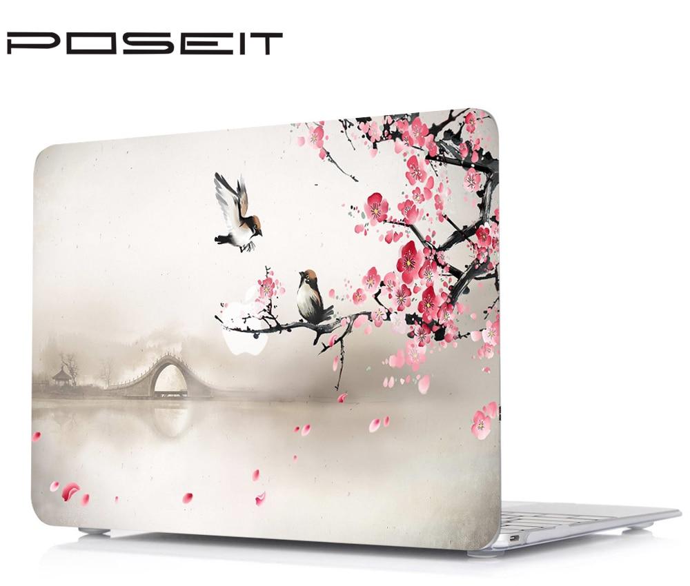 Serie de pintura al óleo, carcasa dura, carcasa, cubierta de teclado para Macbook Pro de 13 pulgadas con pantalla Retina, modelo A1502 A1425