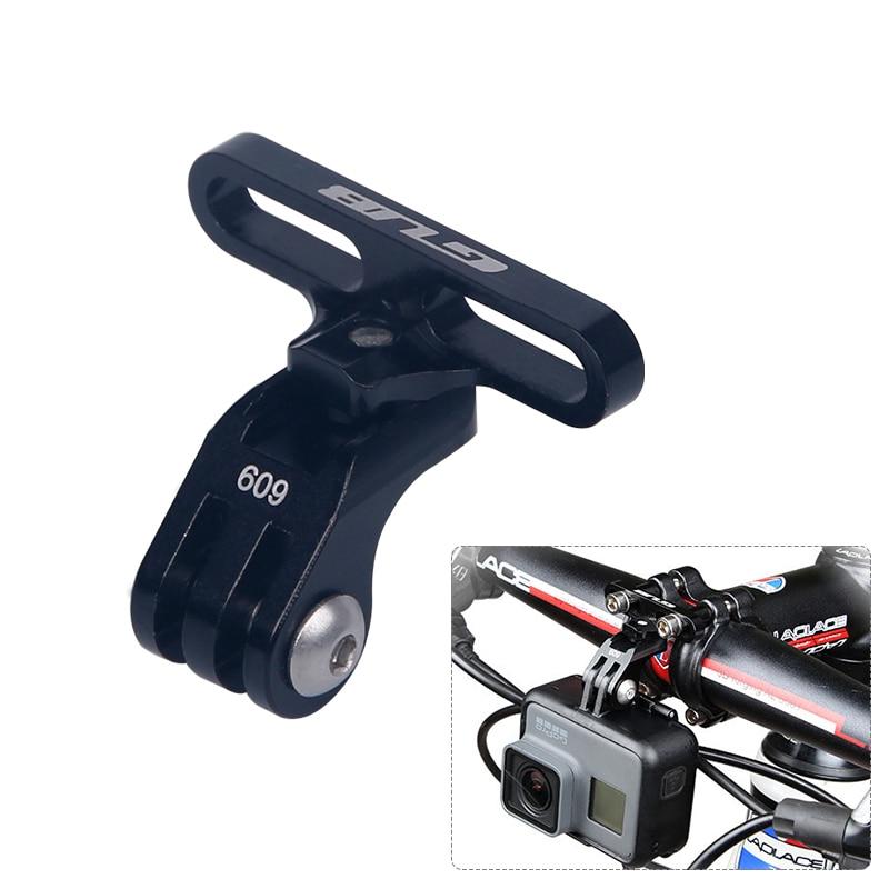 Удлиняющая стойка для руля велосипеда GUB, для крепления спортивной камеры, GoPro, подставка с ЧПУ, сплав, анодированный материал #609