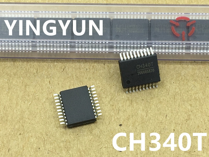 20pcs lot phd45n03lta 20PCS/Lot  CH340T CH340 SSOP-20  New original
