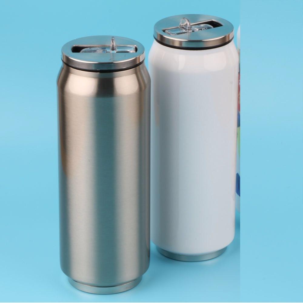 Stainless Steel Coffee Mug Vacuum Flasks Thermos Coffee Travel Mugs Garrafa Termica inox 280ml 500ml Drinkware Botella De Crista