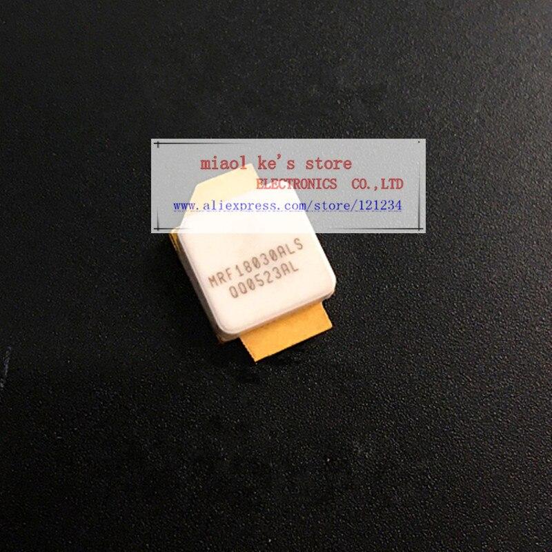 Mrf18030als mrf18030alsr3 [caso 465f-04, estilo 1 NI-400S] rf mosfet transistor