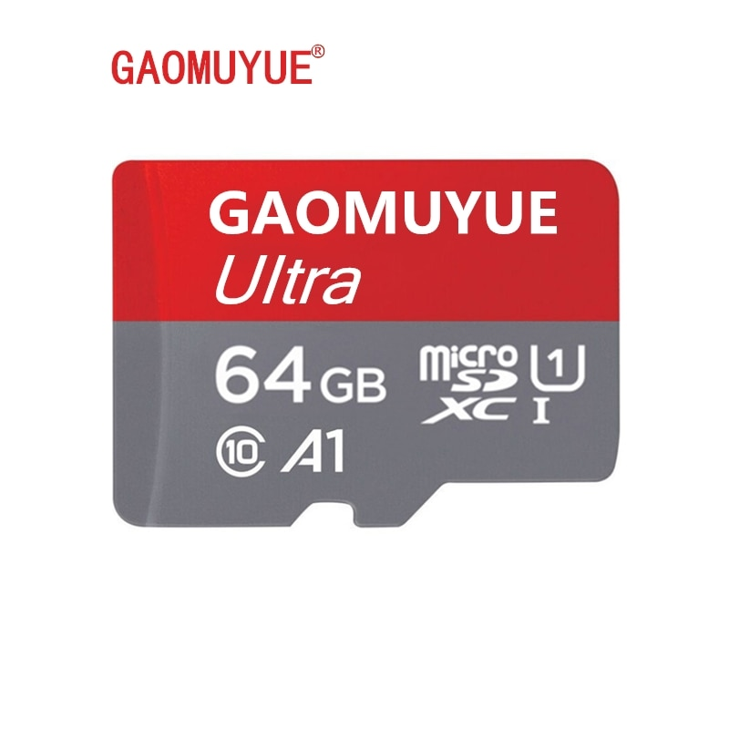 Tarjeta de memoria GMY1 256GB 128GB 64GB SDXC 32GB tarjeta micro sd 16GB tarjeta TF memoria flash Microsd con envío como regalo QQ5