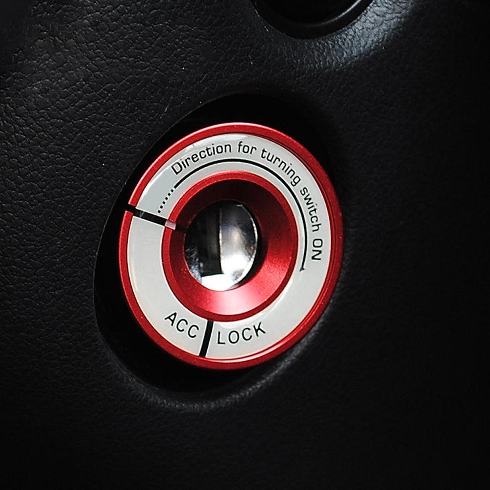 Светящийся алюминиевый чехол для брелока, наклейки для стайлинга автомобиля Volkswagen VW Passat b5 b6 Bora POLO GOLF 6 4 5 Jetta MK4 MK5 MK6 RS