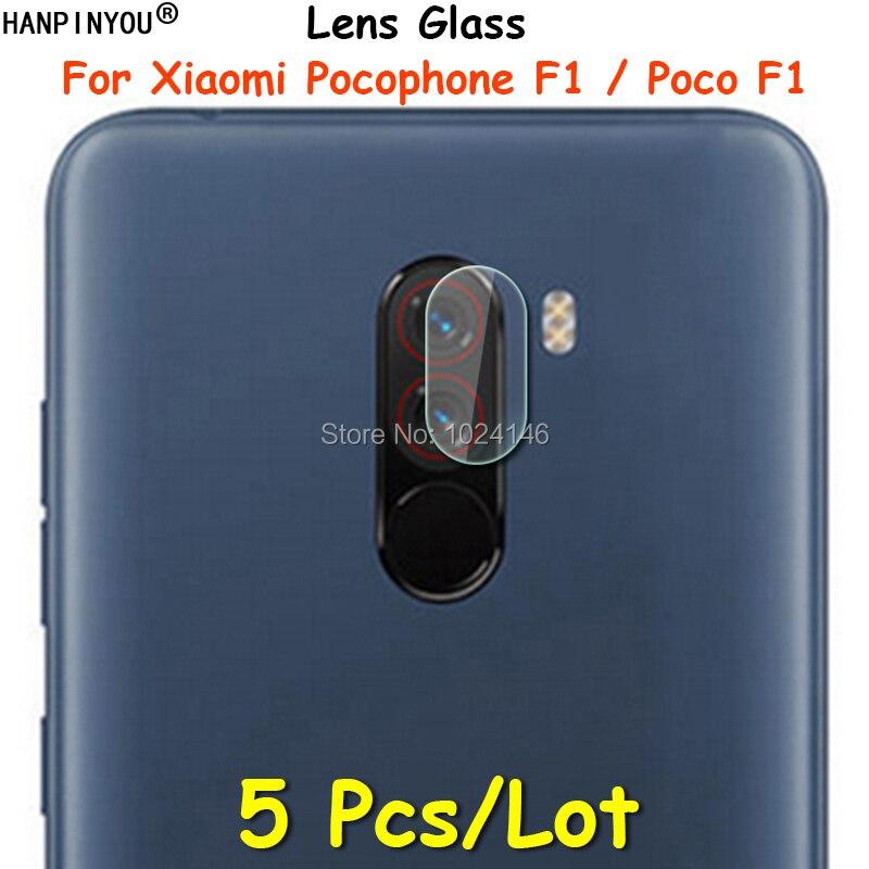 5 piezas/lote para Xiaomi pocofone F1/Poco F1 6,18