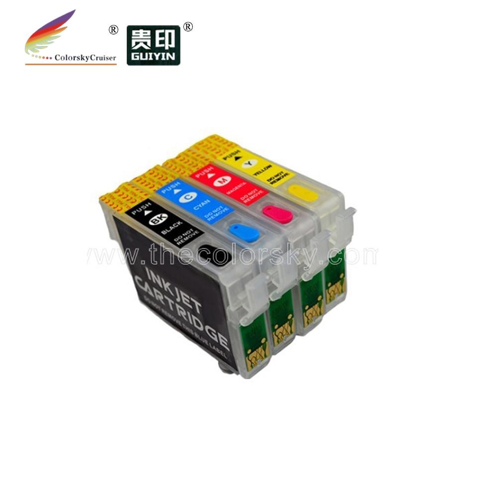 (RCE1331) refill ink cartridge for Epson T1331 workforce 320 325 435 Stylus N 11 NX 125 130 230 420 430 TX 430W 420 320 235