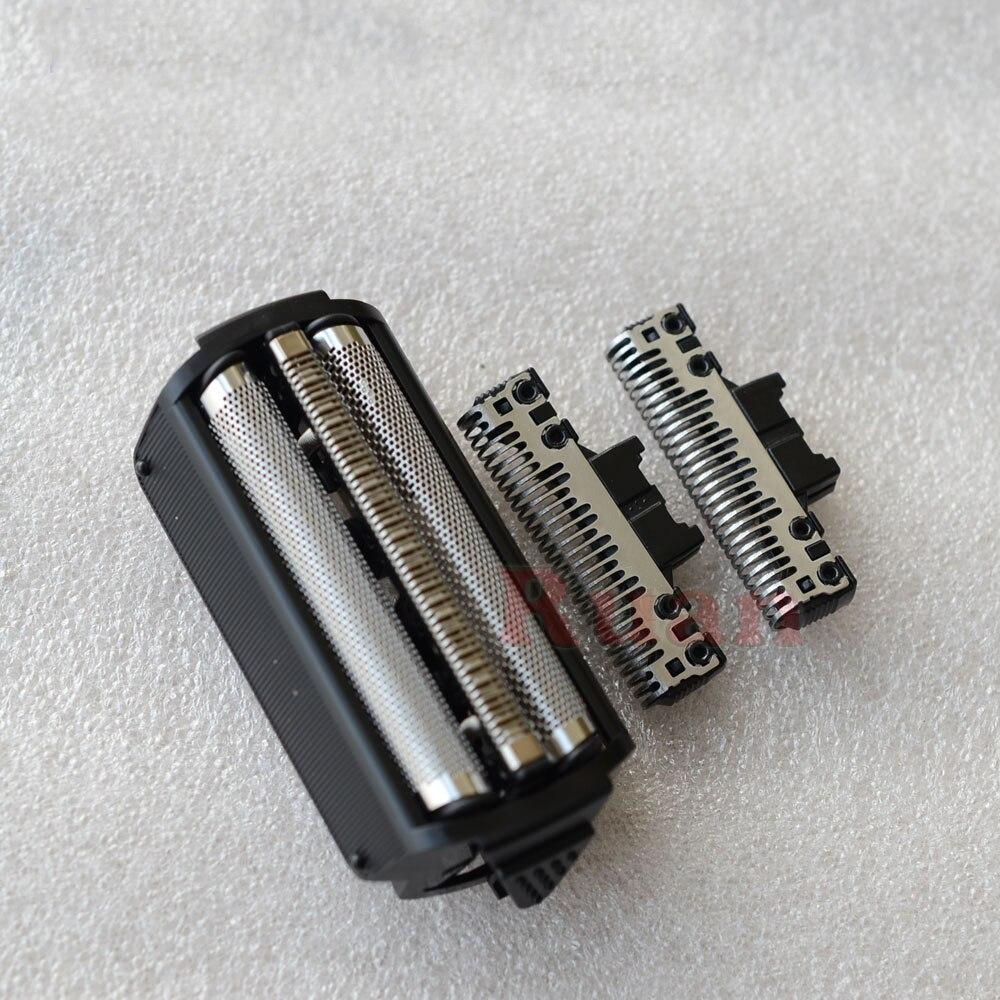 Rasierklingen & Folie Bildschirm für Panasonic rasierer kopf ES9072 cutter ES9077 folie bildschirm ES7020 ES7017 ES7016 ES7015 ES8027 ES7008