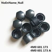 1PCS Wheel Locking Lug Bolt Center Nut Cover Caps for Audi A3 A4 Q7 R8 4M0 601 173 A /4M0 601 173
