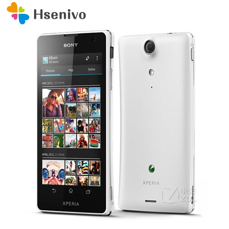 "LT29i Sony Xperia LT29i Hayabusa Original Unlocked LT29 GSM 4.6""inch 3G 13.0MP GPS WIFI Android Smartphone 1GB RAM 8GB ROM Phone"