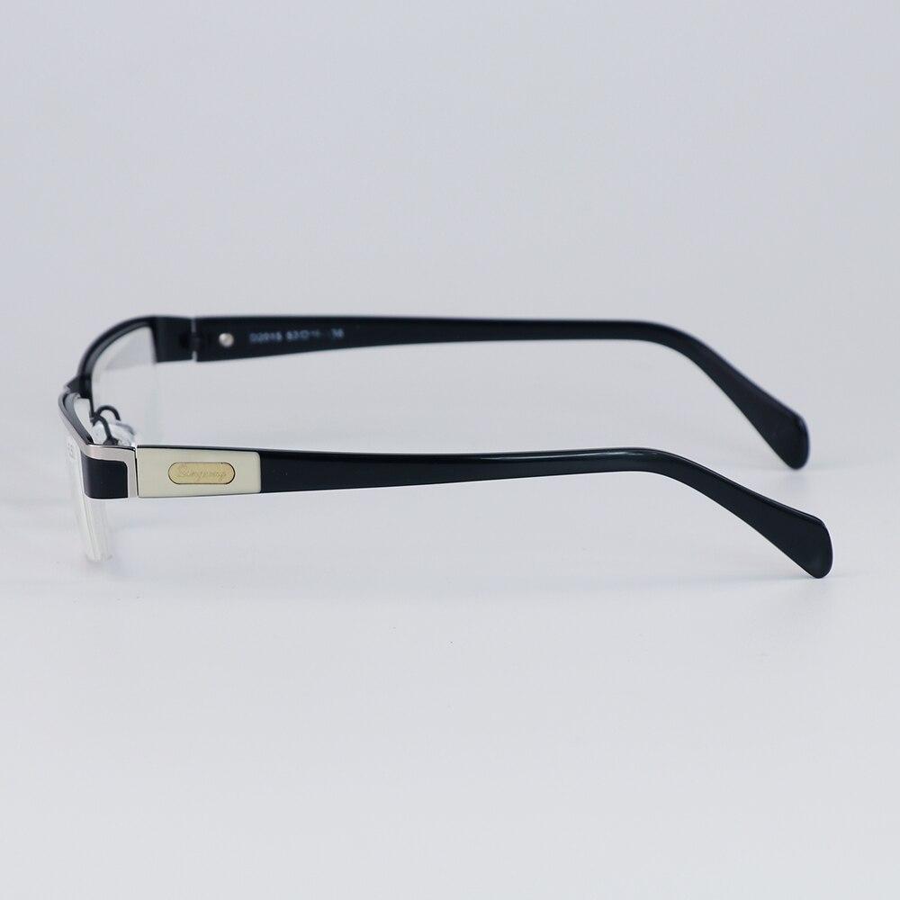 Gafas de aleación de titanio de alta calidad para hombres, gafas de lectura no esféricas de 12 capas recubiertas, gafas de lectura de 1,0 + 1,5 + 2,0 + 2,5 + 3,0 + 3,5 + 4,0