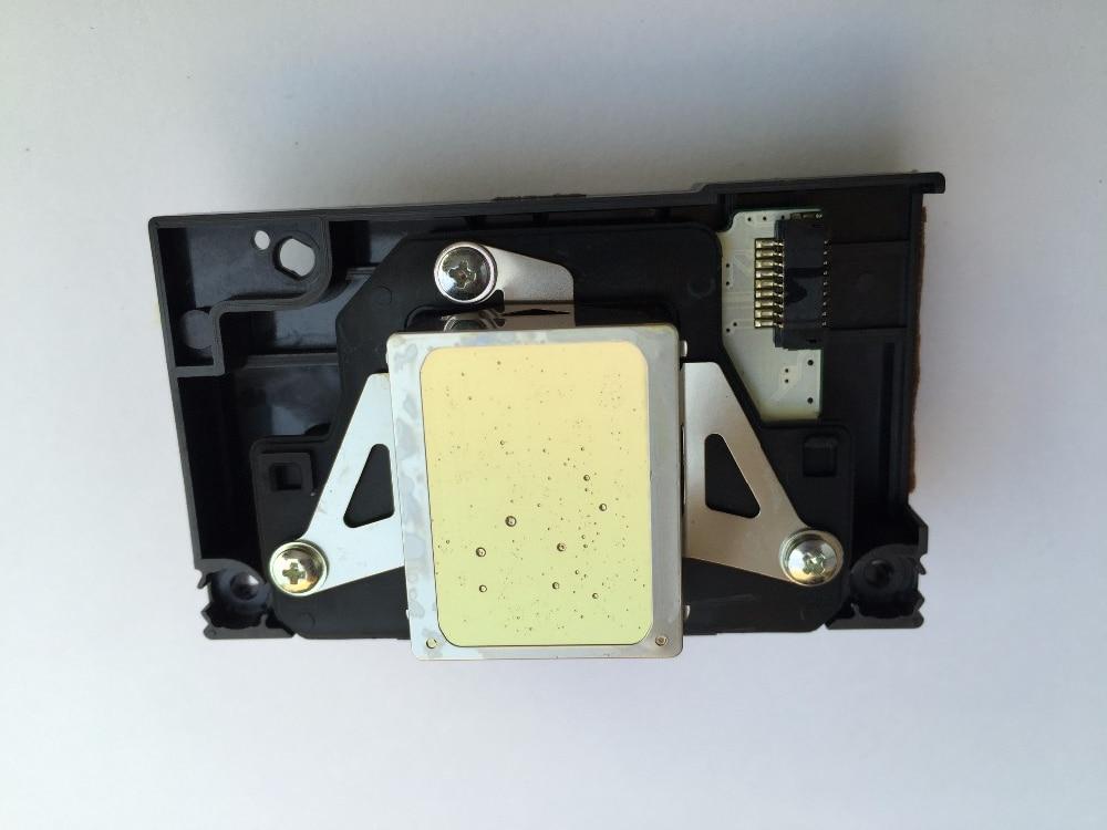 Original Printer Print Head For Epson 1390 1400 R265 R260 R270 R360 R380 R390 RX580 RX590 Printhead F173050 F173060 L1800 EP4004