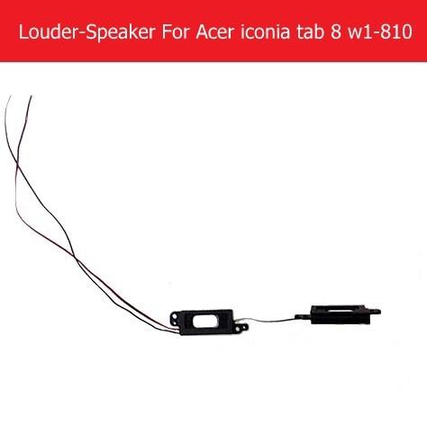 Weeten, genuino altavoz ruidoso, timbre para Acer iconia tab 8 w1-810, cable de altavoz más alto, cable vibrador, reparación de reemplazo de timbre fuerte