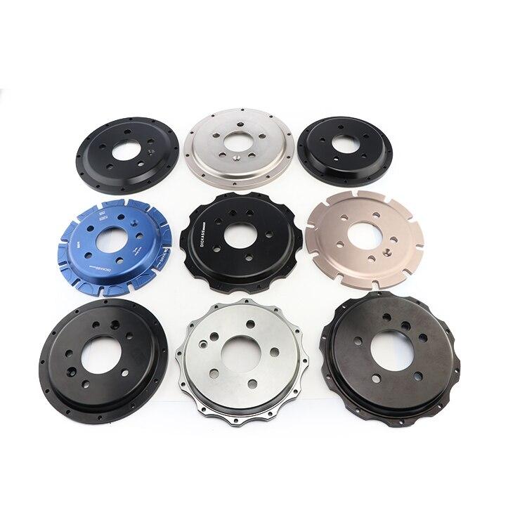 Аксессуары для гоночного автомобиля KOKO плавающий тормозной центр bell PCD 5*112 для переднего тормозного диска 355*32 мм для bmw e39 m5