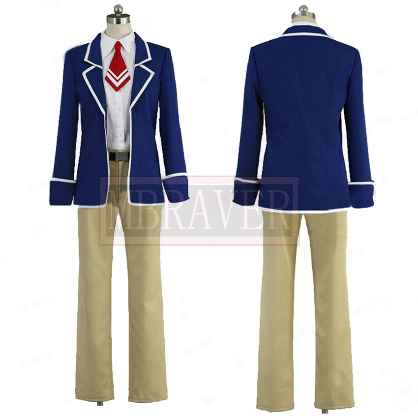 Nisekoi False Love Seishiro Tsugumi Cosplay Costume custom made Any Size