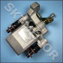 Hydraulic Rear Left Brake Caliper 150CC 200CC 250CC 300CC ATV Quad Buggy Go Kart Parts