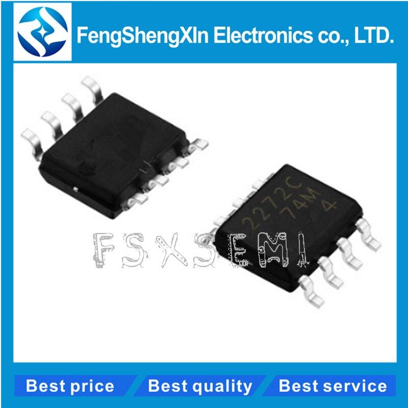10 pcs/lot amplificateur dinstrumentation linéaire TLC2272CDR TLC2272 2272C IC SOP-8