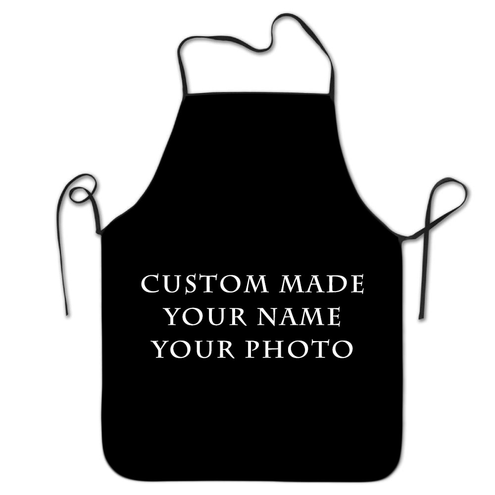 AliExpress - Customize Your Apron Grill Kitchen Chef Apron Professional for BBQ, Baking, Cooking for Men Women Adjustable