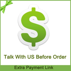 Order Difference Payment, difference of the shipping cost ,Please Don't Pay Before Talking with US