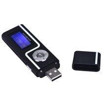 Hiperdeal usb mp3 player de música portátil tela lcd mídia digital mp3 suporte micro sd tf cartão drive walkman lettore d30 jan8