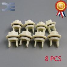 8 pièces ménage électrique hachoir à viande pièces de rechange hachoir engrenage robot culinaire manchon vis 418076 pour Bosch maman Siemens Beko