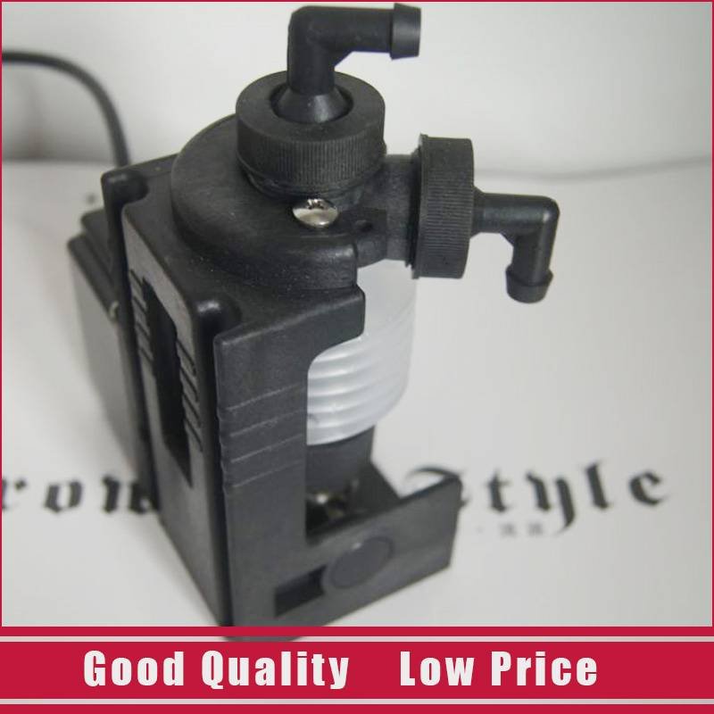 220V Bellows Chemical Metering Pump 119Ml/min Single Head Dosing Pump For Sticking Liquid,Mediation DZ-2XU2 X 2PCS