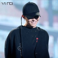 BIGBANG 10TH anniversaire 2016 au japon fait TOUR tae-yang GD INS casquette de paix Hip-hop casquette de Baseball