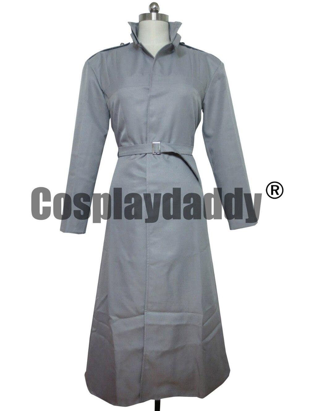 Tóquio ghoul kisho arima trincheira masculina longo casaco cosplay traje s002