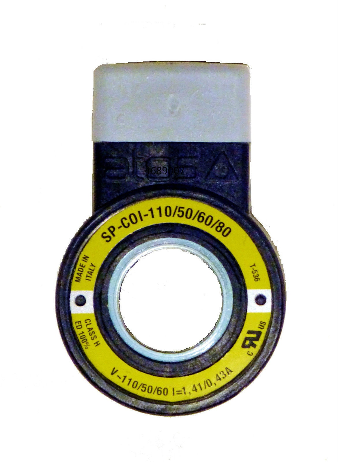 SP-COI-110/50/60/80 AC Atos imán-Spule de Ventil de bobina de solenoide de la válvula de SP-C01-110/50/60/80