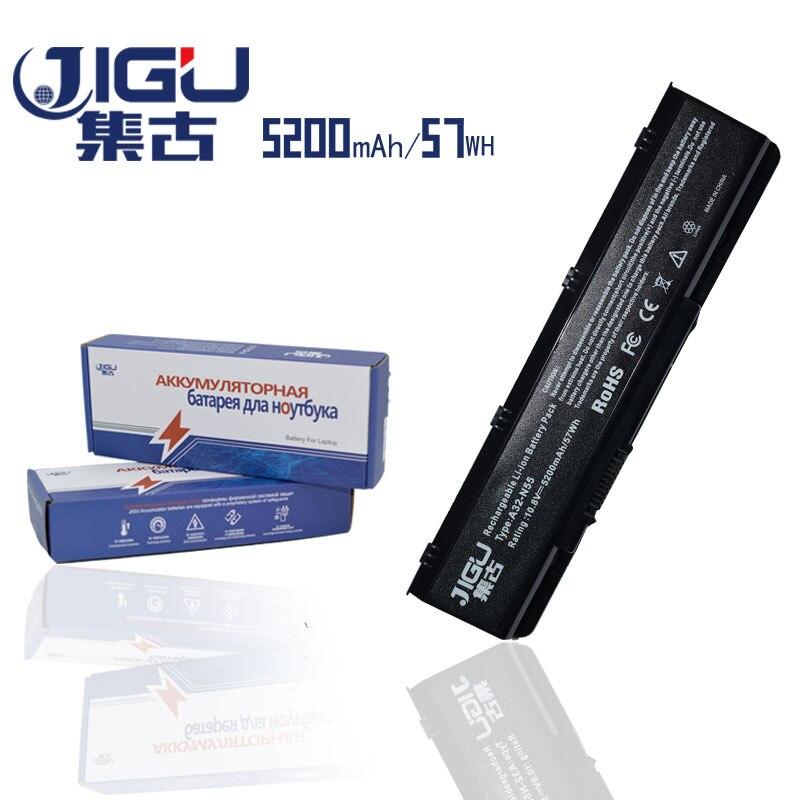 A32-N55 JIGU NOVA Bateria DO PORTÁTIL Para ASUS N45 N45E N45S N45F N55 N55E N55S N55SF N75 N75E N75S N75SF