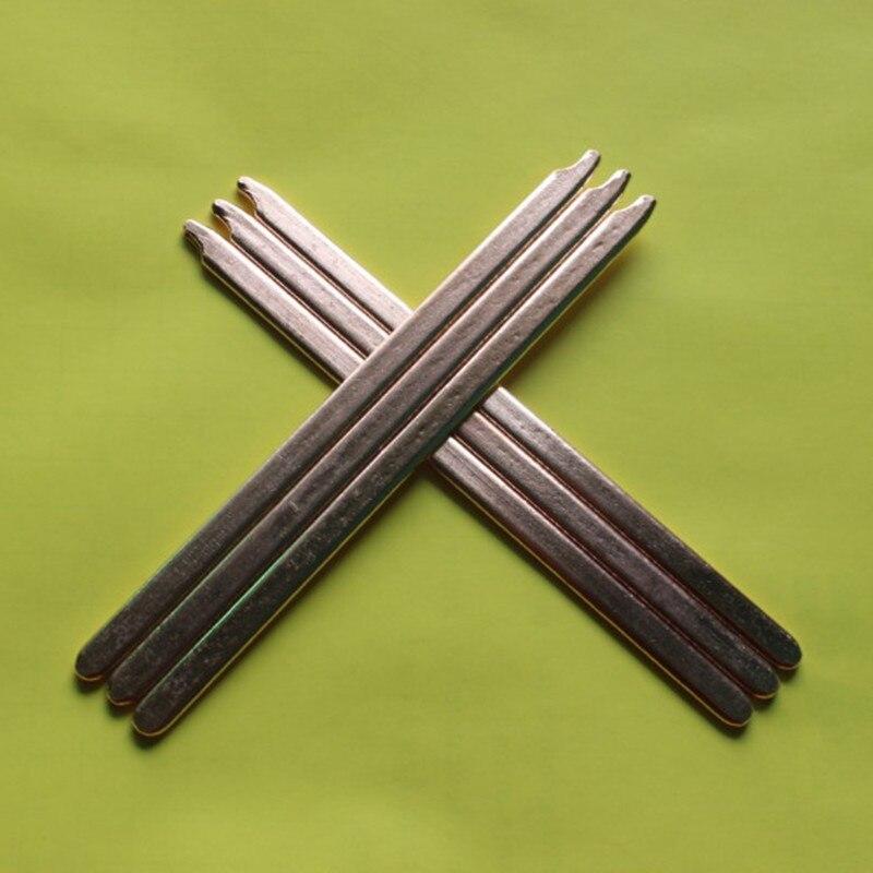 1 Uds. Tubo de conducción de calor HT003-1 disipador de calor tubo de cobre plano longitud de la tubería de calor 80*8*2,5mm Laptop CPU/GPU/tarjeta de Video tubo oblata DIY