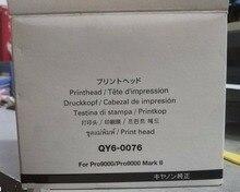 Tête dimpression à Jet dencre dorigine QY6-0076 tête dimpression pour Canon Jet 9900i i9900 i9950 iP8600 iP8500 iP9910 Pro9000 Mark II imprimante