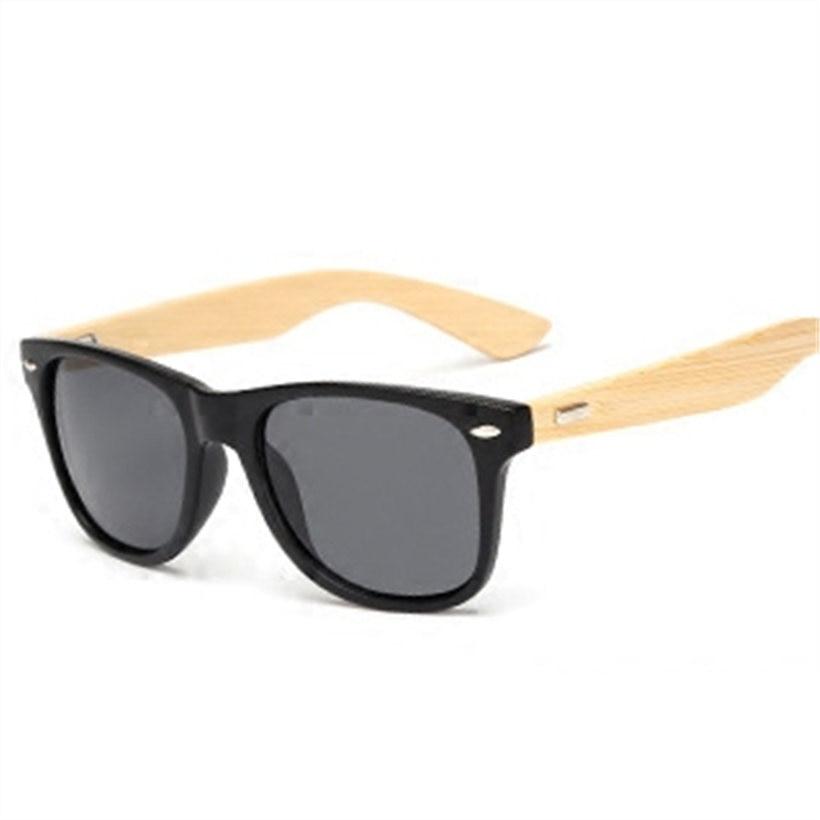Бамбуковые солнцезащитные очки для мужчин и женщин, очки для путешествия, солнцезащитные очки, винтажные деревянные очки для ног, модные брендовые дизайнерские солнцезащитные очки для мужчин и женщин