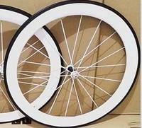 width 23mm chinese carbon road bike clincher paint white colour wheels 60mm basalt brake surface powerway r36 ceramic wheelset
