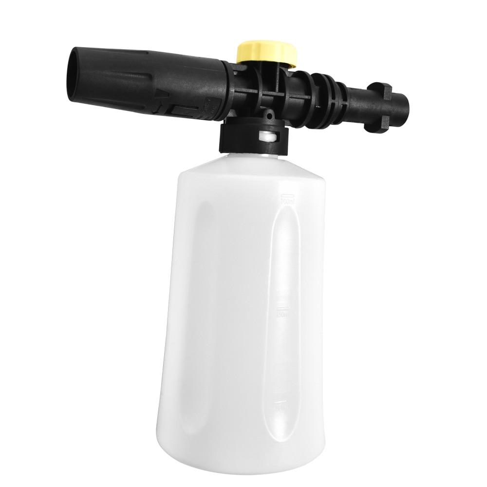 Snow Foam Lance For Karcher K2 - K7 High Pressure Foam Gun Cannon All Plastic Portable Foamer Nozzle