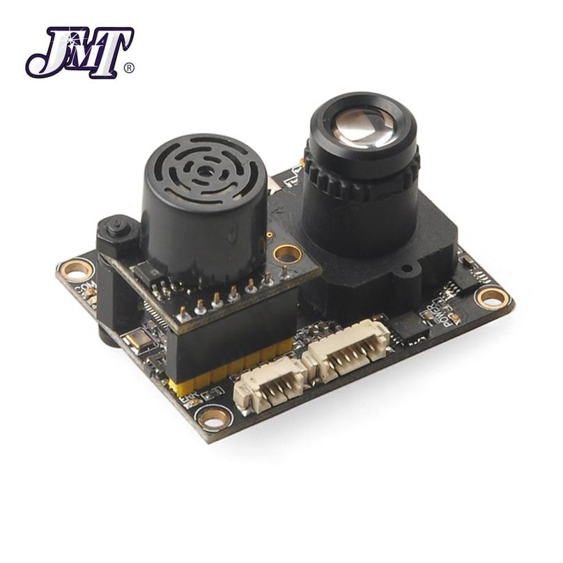 Умная камера JMT PX4FLOW V1.3.1 с оптическим датчиком расхода, Ультразвуковой Модуль MB1043, сонар для управления полетом PX4 PIX